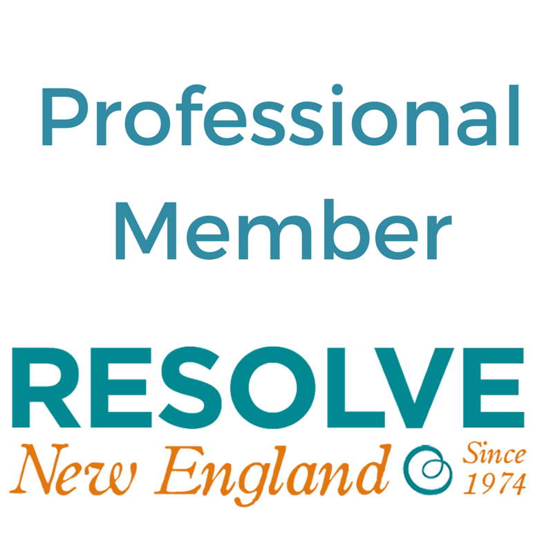 RESOLVE New England ProfessionalMember